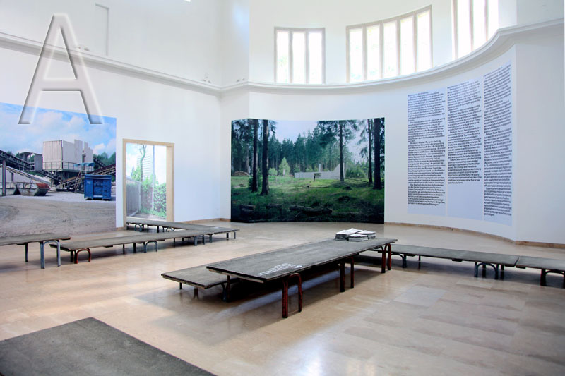deutscher pavillon biennale venedig foto biennale 2012 deutscher pavillon apollovision. Black Bedroom Furniture Sets. Home Design Ideas
