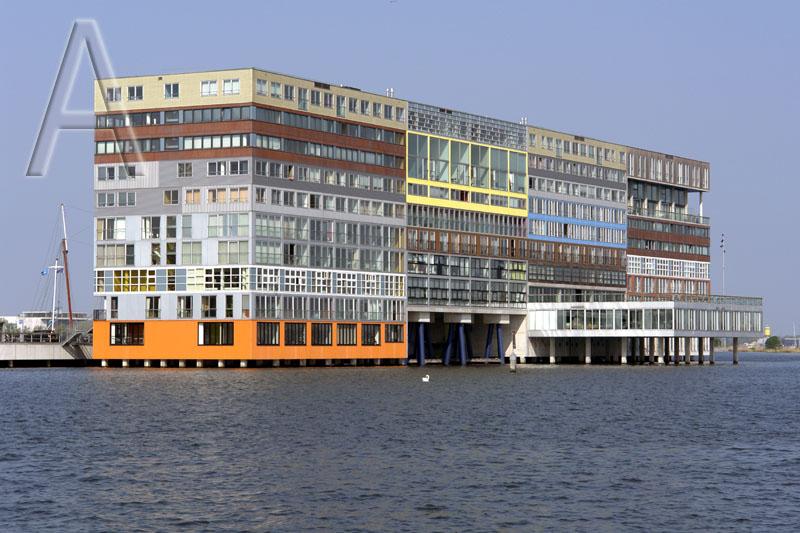 Architektur Amsterdam silodam amsterdam foto ts59 15 jpg apollovision