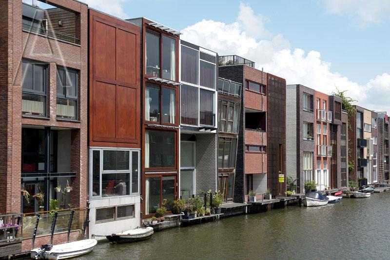 Scheepstimmermanstraat borneo foto ts59 apollovision - Architektur amsterdam ...